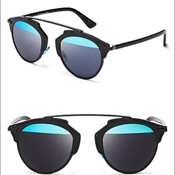 68146e12a5b Dior Accessories - Dior So Real Sunglasses